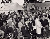 Crowd anticipation August 14th 1959